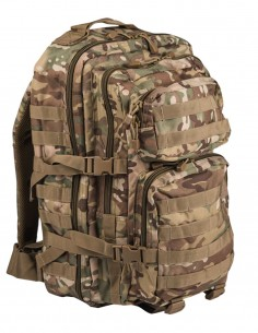 Outdoor Camping Hiking Army Backpack Assault 36L Multicam 14002249