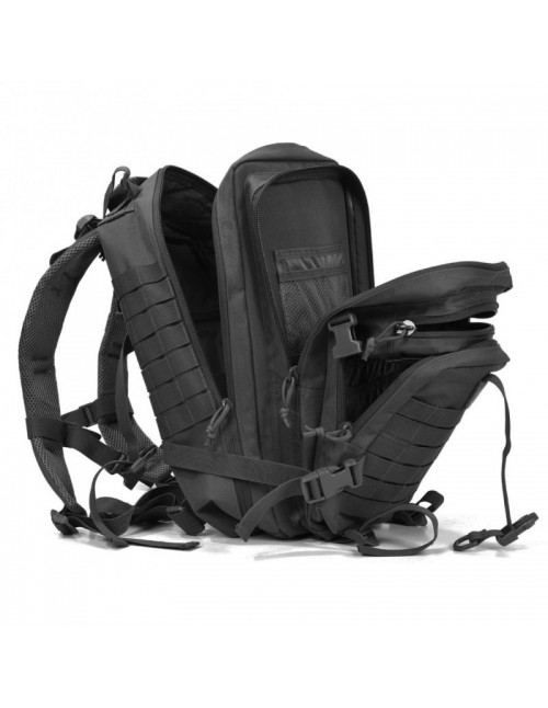 Molle Backpack US Cooper LaserCut Medium Black