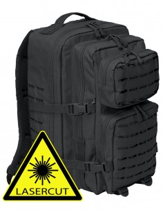 Molle Backpack US Cooper LaserCut Medium Black