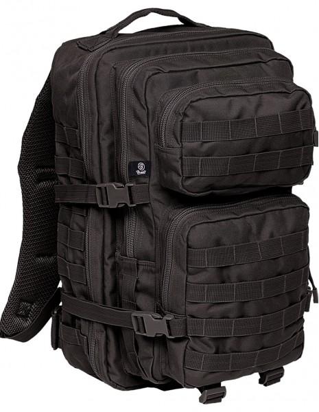 Brandit Gradski Planinarski Vojni Molle Ruksak US Cooper Large 40 Litara Black 8008