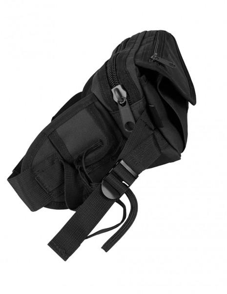 Large Hip Bag Fanny Pack Black 13513002