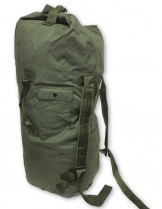 Original US Army Canvas Duffle Bag Olive 91380500 Akcija