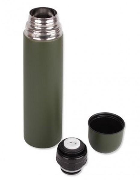 Miltec 14532000 Termo Boca Za Vodu Termosica 1 Litra Čelik Olive 14532000