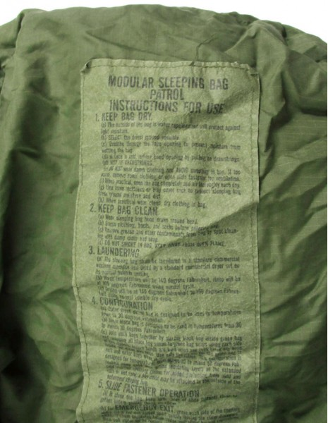 Original US Army Patrol Vreća za...