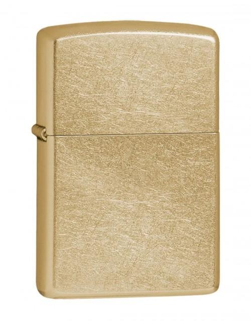 Original Zippo Lighter Gold Dust 207G