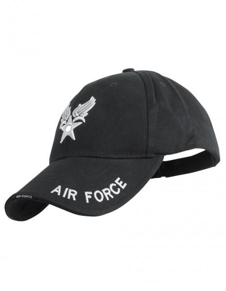 Miltec Baseball Sport Visor Cap Air Force 12318340