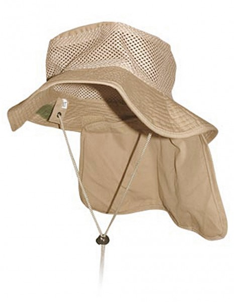 Bushcraft Desert Summer Hot Weather Hat