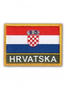 Patch Velcro Hrvatska Color