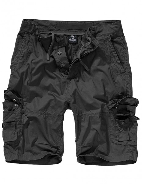 TY Light Summer Shorts Black