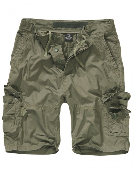 Brandit TY Light Summer Shorts Olive 2018