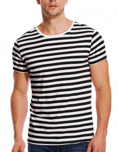 Striped Sailor T-Shirt Cotton Russian Special Forces