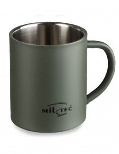 Miltec Army Hunting Hiking Winter Insulated Outdoor Thermo Mug 300ml 14603000