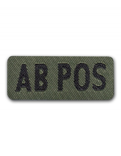 Oznaka Krvna Grupa AB POS