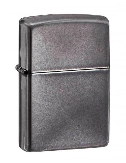 Original Zippo Lighter Classic Design Gray Dusk 28378