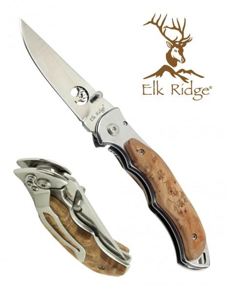 Elk Ridge 519 Hunting Pocket Folding Knife ER-519