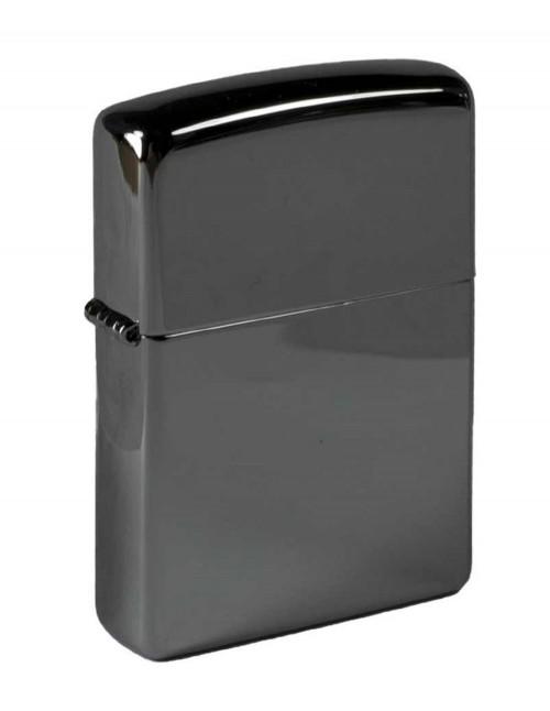 Original Zippo Upaljač Black Ice 150