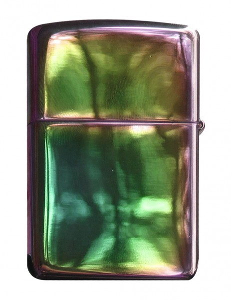 Original Zippo Spectrum Multi Color High Polish 151