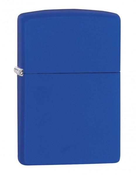 Original Zippo Lighter Royal Blue Matte 229