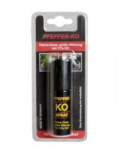 Pepper Spray Tear Gas Lady...