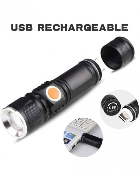 Mini Flashlight FA-502 USB