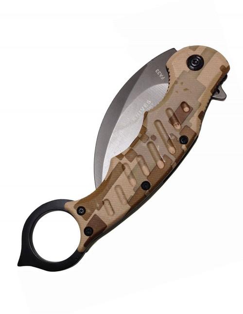 Fox Džepni Nož Karambit Claw FA33