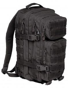 Brandit Camping Hiking Army Molle Backpack US Cooper Medium Black 8007