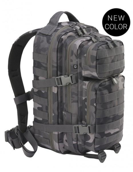 Brandit Gradski Planinarski Vojni Molle Ruksak US Cooper Medium Gray Camo 8007