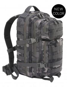 Brandit Gradski Planinarski Vojni Molle Ruksak US Cooper Large Gray Camo 8008