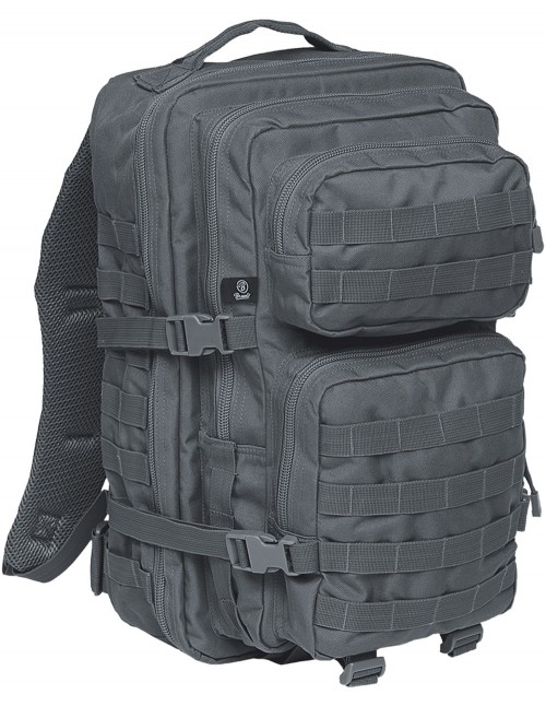 Brandit Camping Hiking Army Molle Backpack US Cooper Large 40 Liter Anthracite