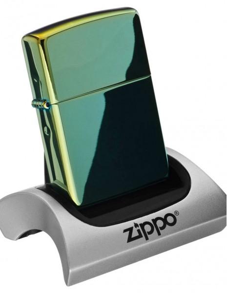 Original Zippo Lighter Classic High Polish Teal 49191