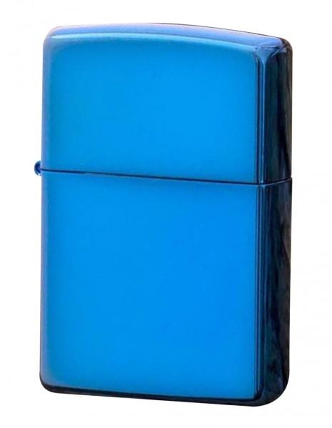 Original Zippo Lighter High Polish Blue 20446