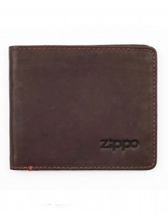 Original Genuine Zippo Kožni Novčanik Bi-Fold 2006028