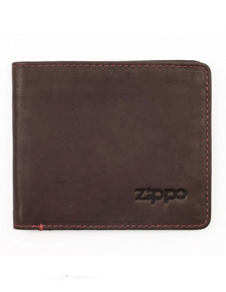 Zippo 2005119 Original Genuine Zippo Kožni Novčanik Bi-Fold