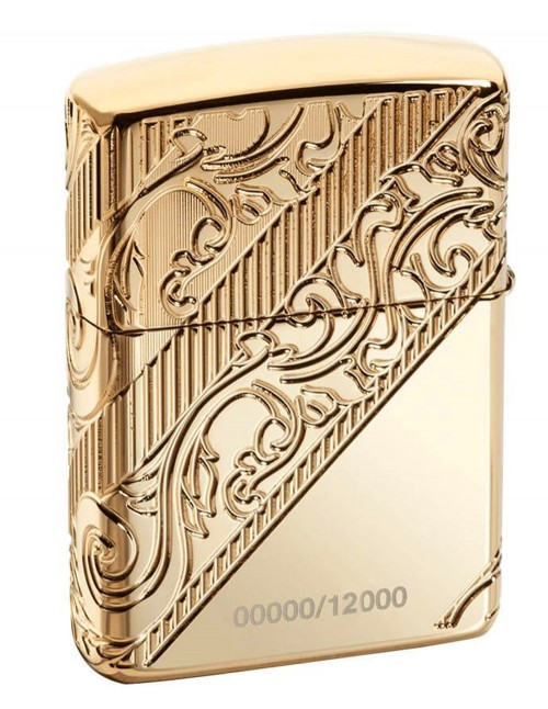 Zippo Upaljač Golden Scroll Collections 2018 Limited Edition 29653