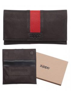 Original Zippo Tobacco Pouch Leather Bi-Fold 2005576