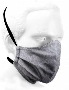 Dvoslojna Periva Zaštitna Maska Grey