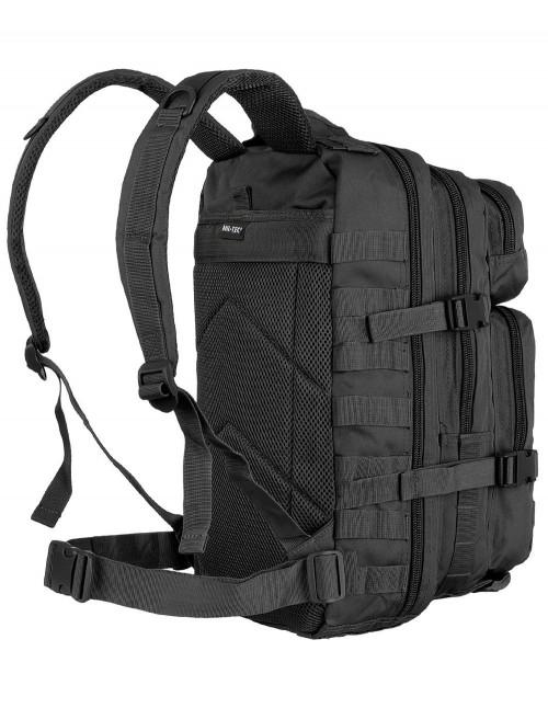 Miltec Outdoor Planinarski Lovački Vojni Ruksak 25L Black 14002002