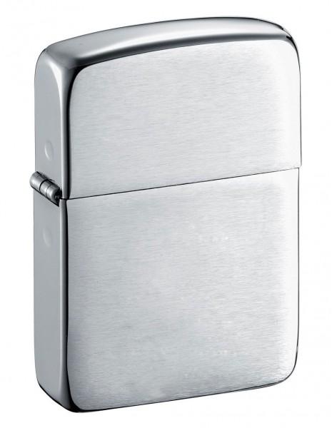 Original Zippo Lighter Replica 1941 Brushed Chrome