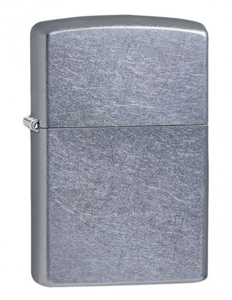 Original Zippo Lighter Classic Street Chrome 207