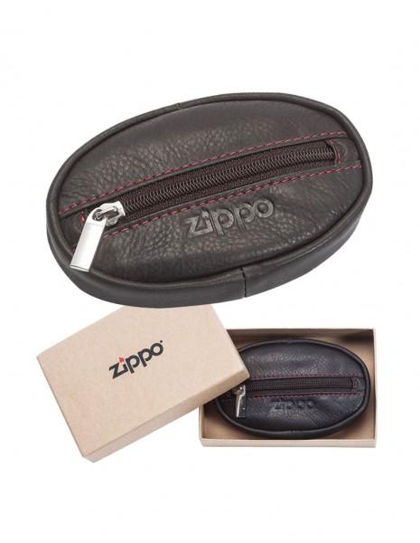 Original Zippo Genuine Leather Coin Purse 2005413 Sale