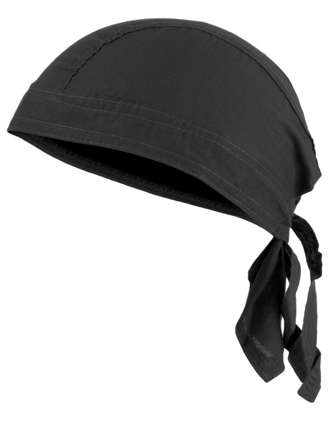 Miltec  12225002 Headwrap Motorcycle Classic Black