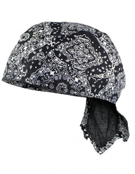 Miltec Marama Headwrap Western Black 12226000