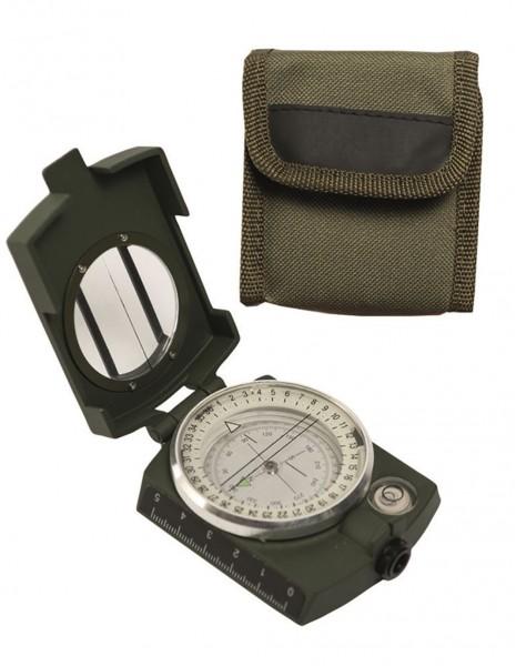 Miltec Original Military Compass Metal Case 15789000