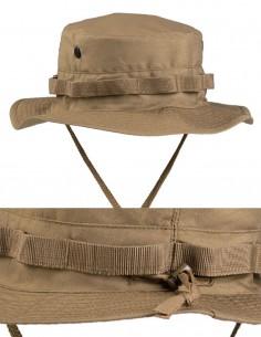 Miltec Adjustable USGI Boonie Hat Universal Size Coyote 12323005