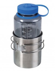 Hiking Cup Stainless Steel Wire Handle 600 ml 14602600