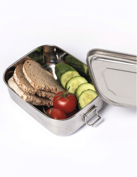 Miltec 14674100 Lunchbox Container Stainless Steel 700ml