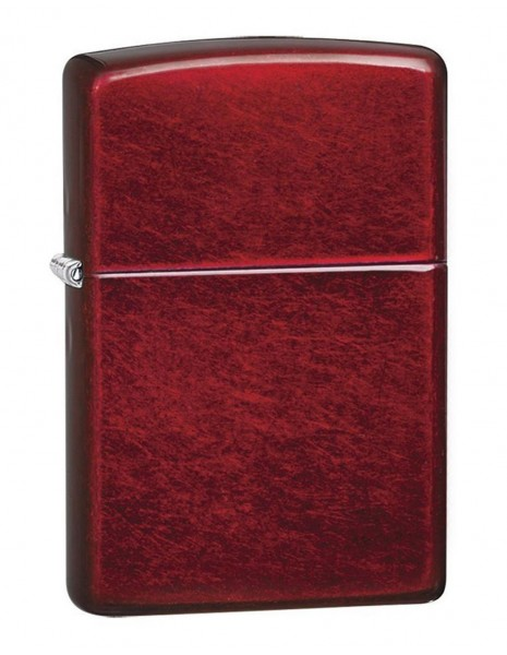 Original Zippo Lighter Classic Candy Apple Red 21063