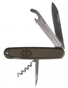 Miltec 15337000 Retro Bundeswehr Sklopivi Vojni Nož Olive