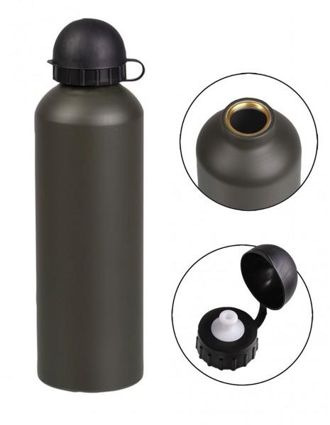 Miltec 14535020  Aluminijska Planinarska Sportska Boca Za Vodu 0.75 Olive