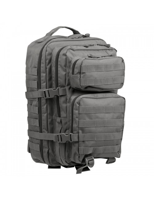 Miltec 14002008 Outdoor Camping Hiking Army Backpack 25L Urban Gray